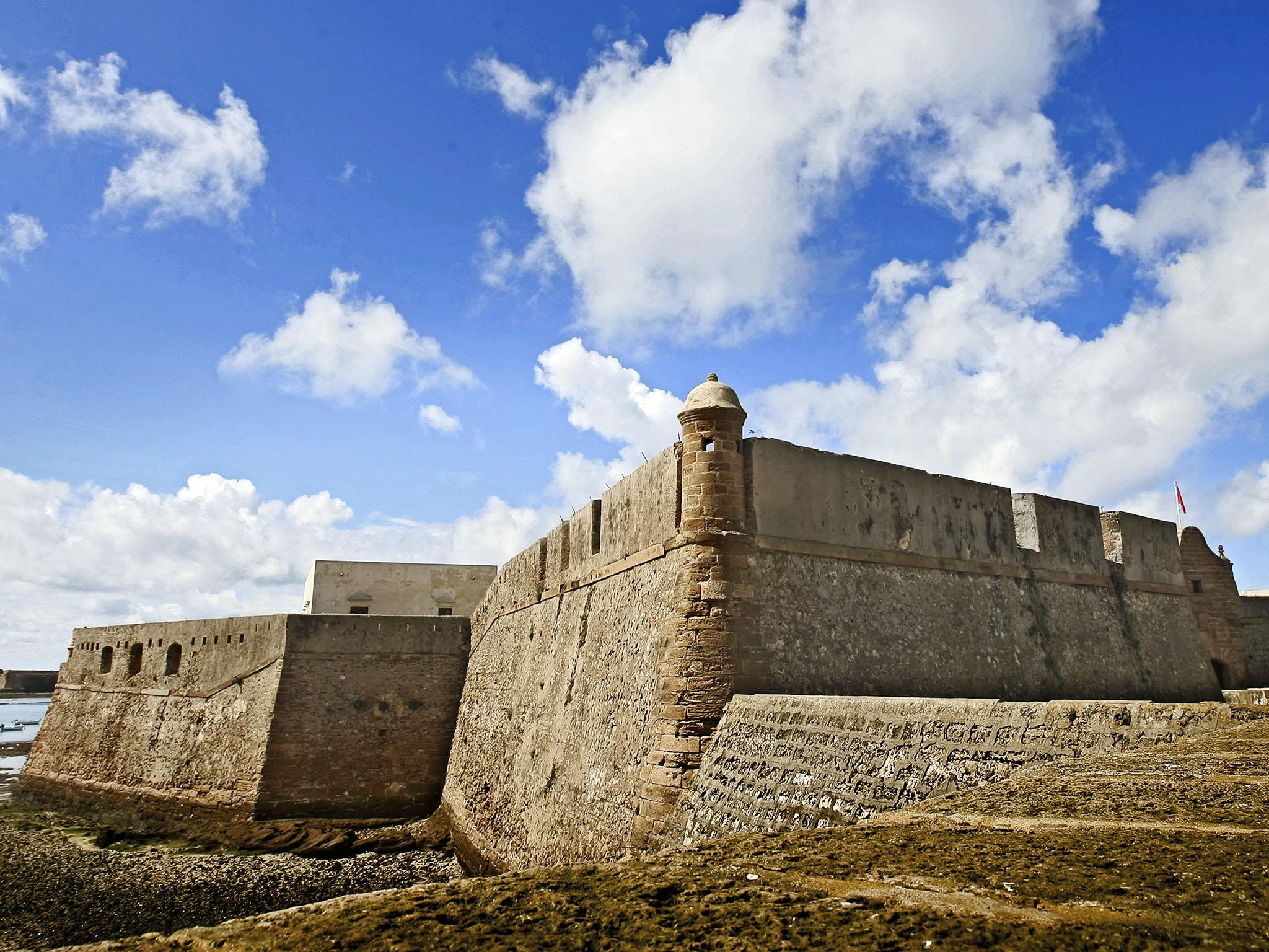 Turismo ayuntamiento de c diz castillo de santa catalina for Oficina de turismo en cadiz