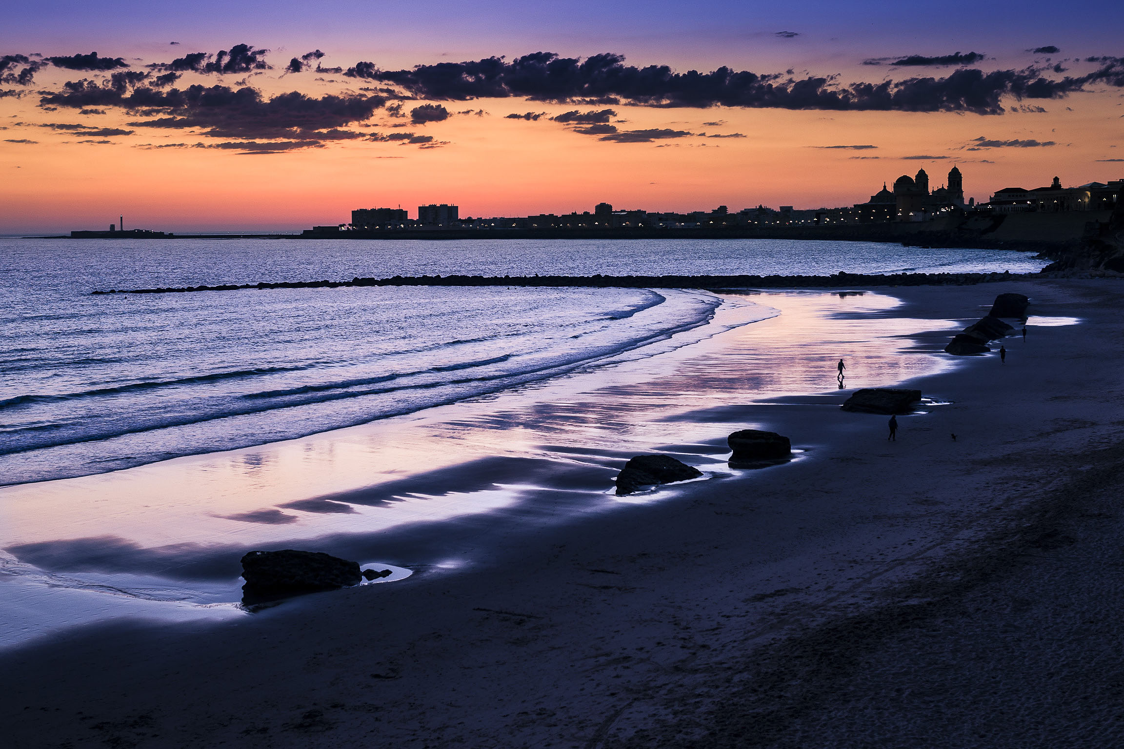 Turismo ayuntamiento de c diz playa de santa mar a del mar for Oficina de turismo en cadiz