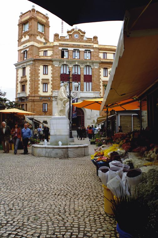 Turismo ayuntamiento de c diz plaza las flores for Ayuntamiento de cadiz recogida de muebles