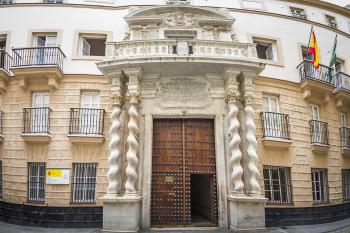 Casa de las Cadenas (Archivio Storico Provinciale)