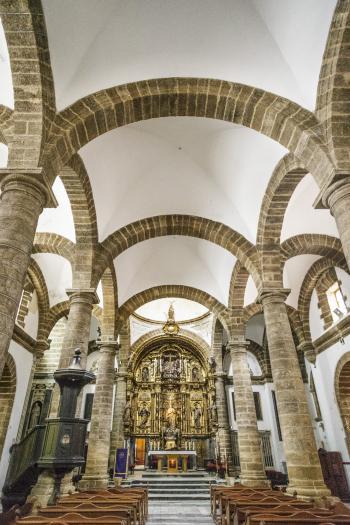 Iglesia de Santa Cruz (Cattedrale Vecchia)