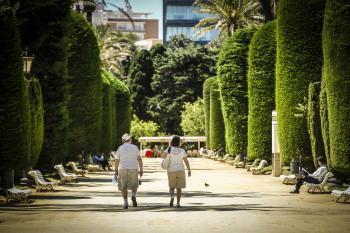 Parque Genovés - Giardino botánico