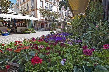 Plaza de las Flores ed Edificio delle Poste