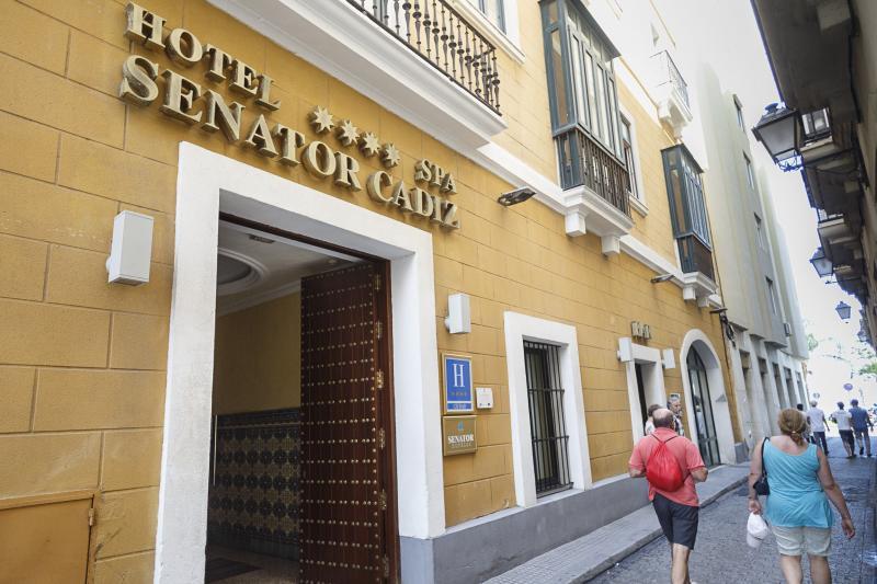 Turismo ayuntamiento de c diz hotel spa senator c diz - Hotel puertatierra en cadiz ...