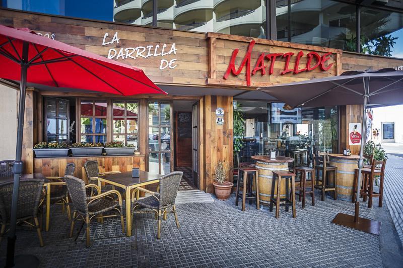 Turismo Ayuntamiento De Cádiz La Parrilla De Matilde