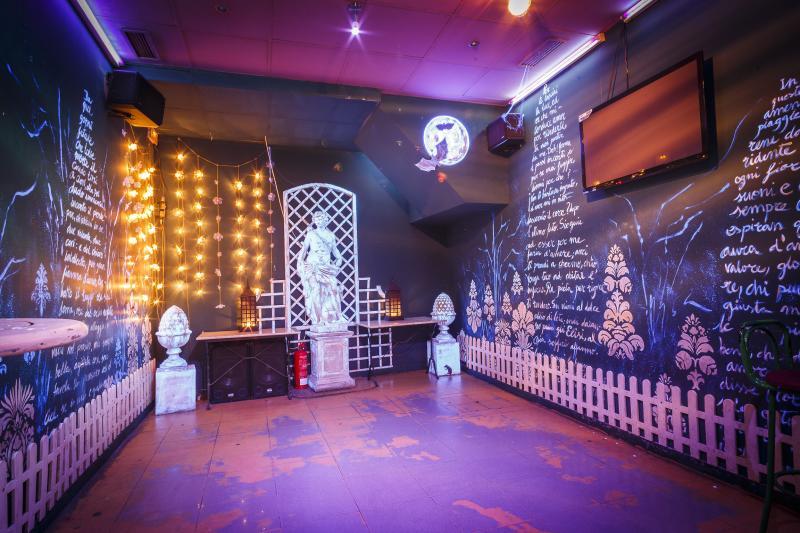 Turismo ayuntamiento de c diz pasaje genov s - Decoracion bares modernos ...