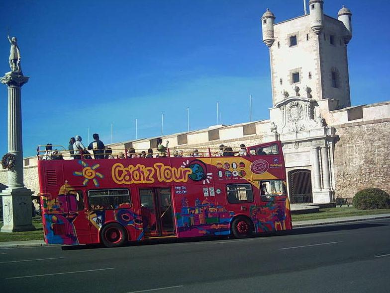 Turismo ayuntamiento de c diz autobuses tur sticos for Oficina de turismo en cadiz