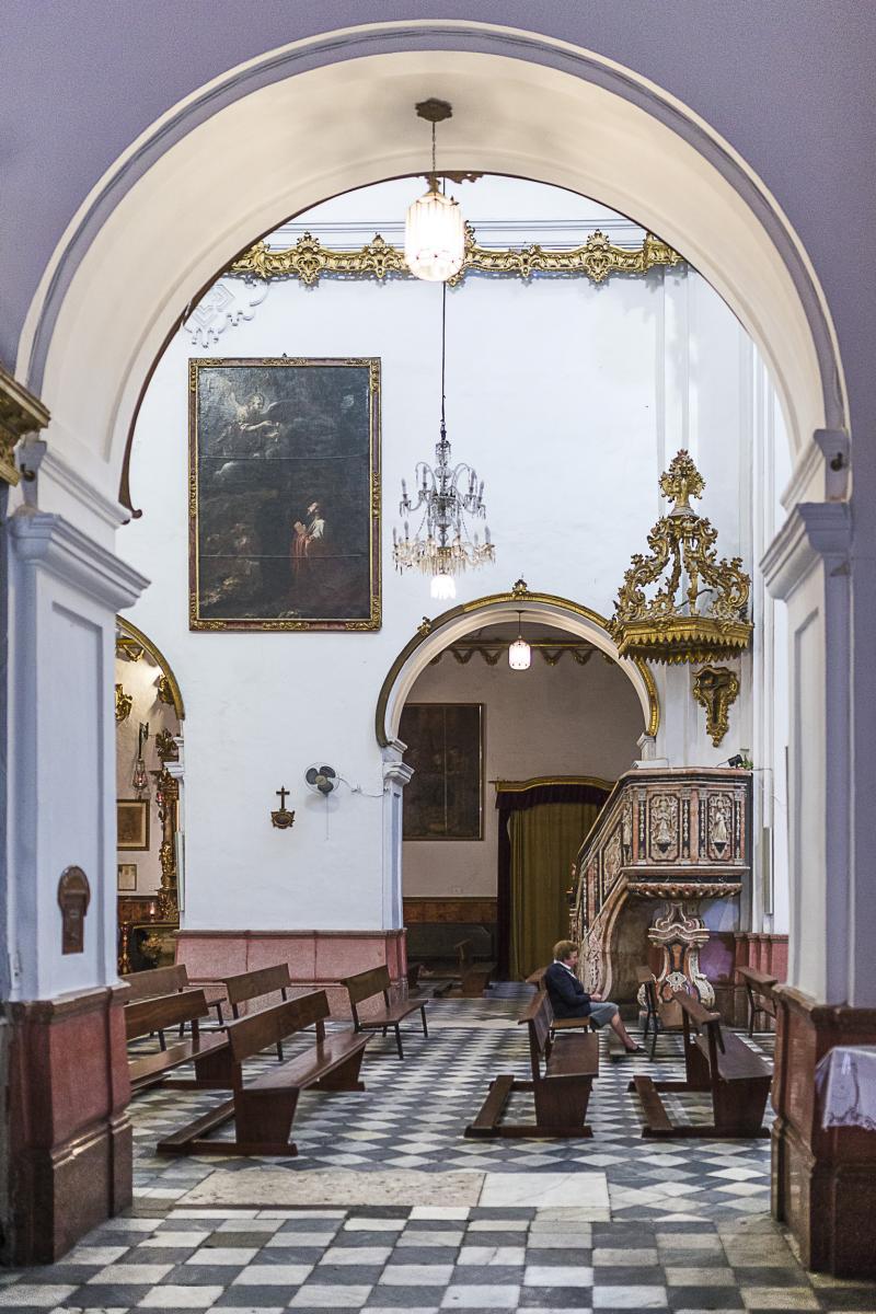Turismo ayuntamiento de c diz iglesia de san francisco for Ayuntamiento de cadiz recogida de muebles