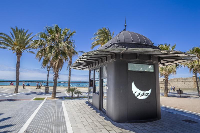 Turismo ayuntamiento de c diz oficina de turismo playa for Oficina de turismo donostia