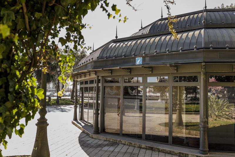 Turismo ayuntamiento de c diz castillos y baluartes de for Oficina de turismo en cadiz