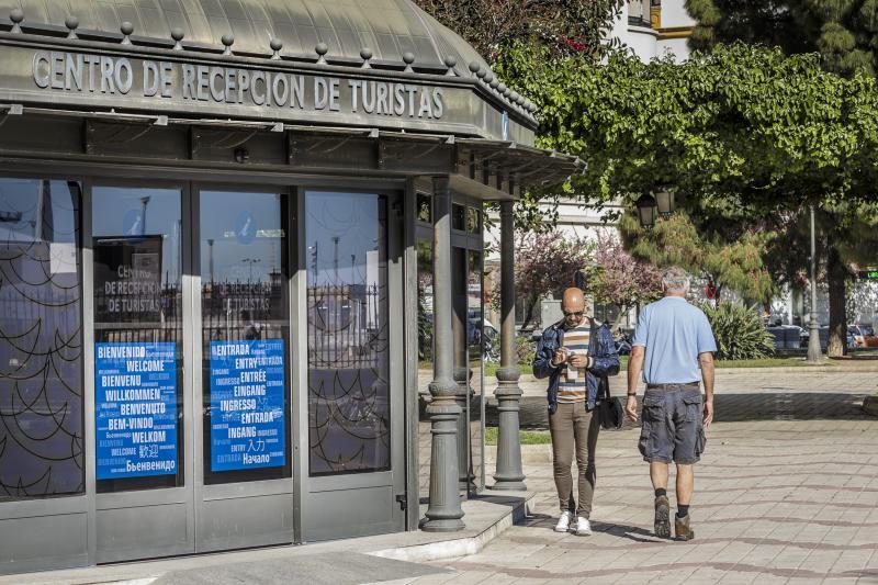 Turismo ayuntamiento de c diz centro de recepci n de for Oficina turismo cadiz