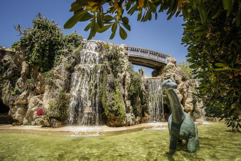 Turismo ayuntamiento de c diz parc genov s jardin for Boulevard du jardin botanique 20 22