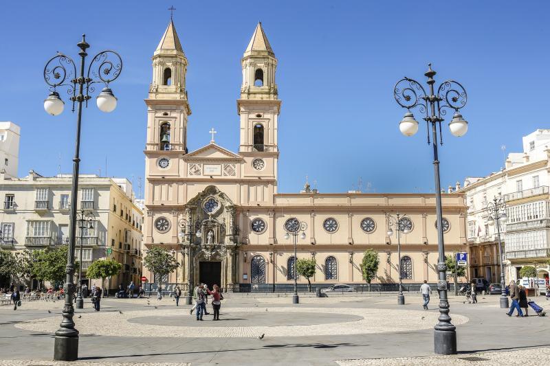 Turismo - Ayuntamiento de Cádiz | Iglesia de San Antonio